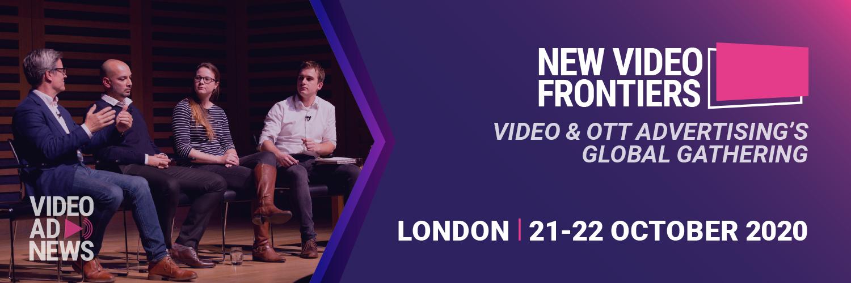 New Video Frontiers, London, 21-22 October, 2020