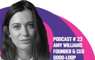 Amy Williams, Good Loop